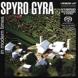 2001 Spyro Gyra - In Modern Times {Telarc, Heads Up HUSA 9061} [24-96]