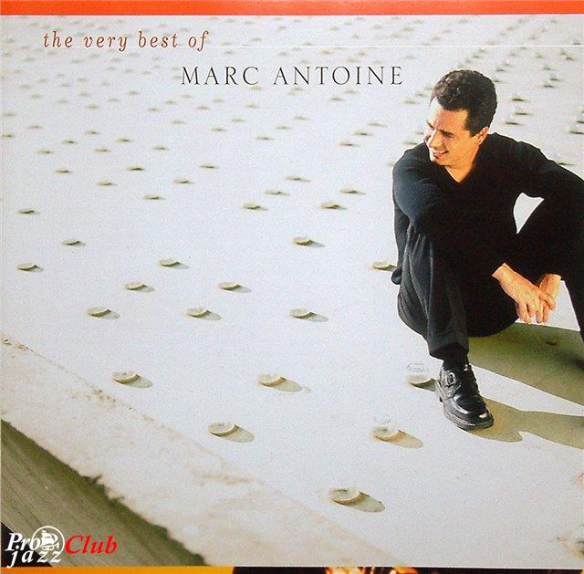 (Smooth Jazz) Marc Antoine The very best - 2003, APE (image + .cue), lossless