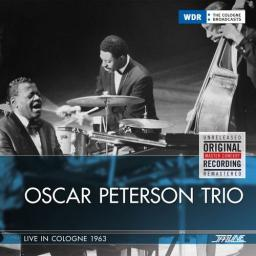 1963 Oscar Peterson Trio - Live In Cologne (2015) {Jazzline N78018} [WEB]