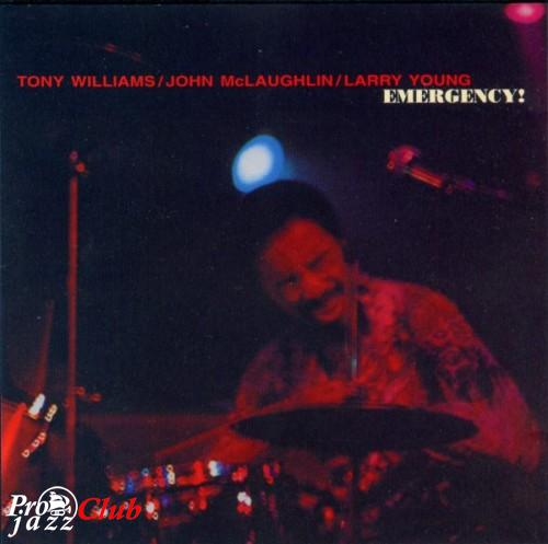 (Jazz / Fusion) The Tony Williams Lifetime - Emergency (w. John McLaughlin, Larry Young) - 1969 (1997 Verve rec.), FLAC (tracks+.cue), lossless