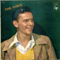 (Easy Listening) [LP] [24/96] Frank Sinatra - The Voice - 1955, Mono, FLAC (tracks+.cue)