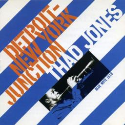 (Hard Bop) Thad Jones - Detroit-New York Junction - 1956 (1997 Japan Edition), FLAC (tracks+.cue), lossless