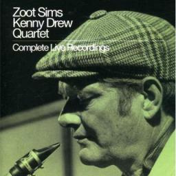 (Mainstream Jazz, Bop, Cool Jazz) Zoot Sims Kenny Drew Quartet (Niels-Henning Orsted Pedersen, Ed Thigpen, Alex Riel) - Complete Live Recording (2 CD) - 2008, MP3, 320 kbps