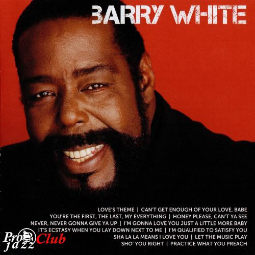 (Funk, Soul, Rhythm & Blues) [CD] Barry White - Icon - 2010 (Compilation), FLAC (image+.cue), lossless