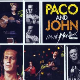 (Fusion) [CD] Paco de Lucia & John McLaughlin - Live At Montreux 1987 (2 CD) - 2016, FLAC (tracks+.cue), lossless