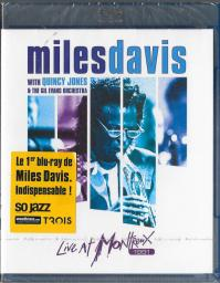 1991 Miles Davis with Quincy Jones & the Gil Evans Orchestra - Live at Montreux (2013) [Blu-ray]