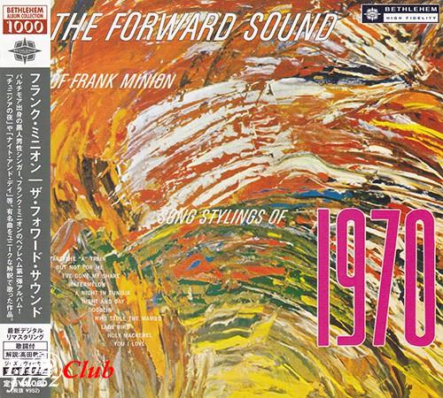 (Vocal Jazz) [CD] Frank Minion - The Forward Sound (1958) - 2013, FLAC (tracks+.cue), lossless