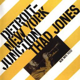 (Hard Bop) Thad Jones - Detroit-New York Junction (1956) - 2007 {RVG Edition}, FLAC (tracks+.cue), lossless