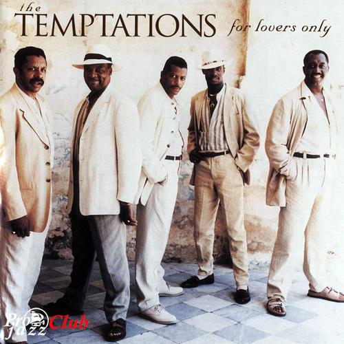 (Soul) [CD] The Temptations - For Lovers Only (1995) - 2002, FLAC (tracks+.cue), lossless