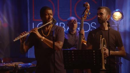 2018 Magic Malik Jazz Association Quintet - At Jazz sur Seine [HDTVRip 720p]