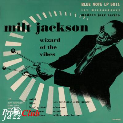 [TR24][OF] Milt Jackson - Wizard Of The Vibes - 1952/2014 (Jazz)