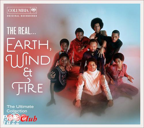 (Funk, Soul) [CD] Earth, Wind & Fire - The Real... Earth, Wind & Fire (3CD) - 2017, FLAC (tracks+.cue), lossless