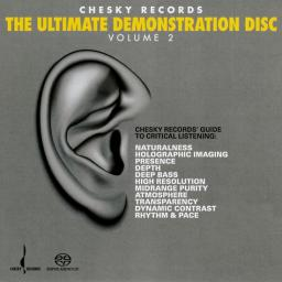 2008 VA - The Ultimate Demonstration Disc, vol. 2 {Chesky} [24-96]