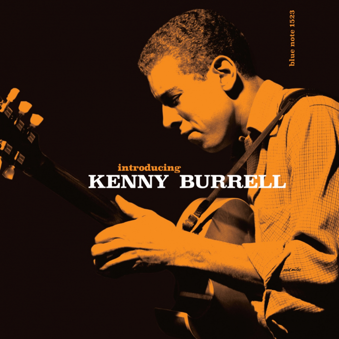 2019 Kenny Burrell - Introducing Kenny Burrell {Blue Note} [24-96]