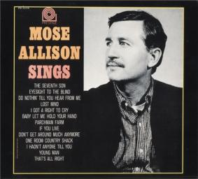 (Jazz, Blues, Hard Bop) Mose Allison - Sings the 7th Son - 1959, FLAC (tracks), lossless
