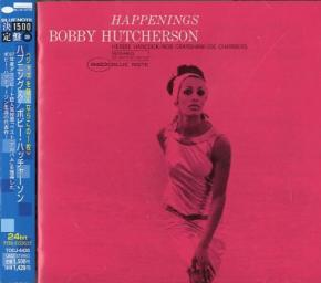 (Post-Bop) Bobby Hutcherson - Happenings - 1966 (2004 Japan Edition), FLAC (tracks+.cue), lossless