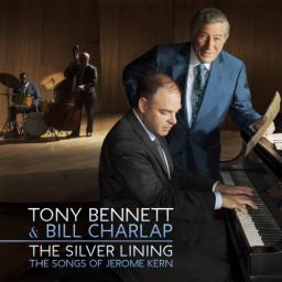 (Vocal Jazz) [CD] Tony Bennett & Bill Charlap - The Silver Lining: The Songs Of Jerome Kern - 2015, FLAC (tracks+.cue), lossless