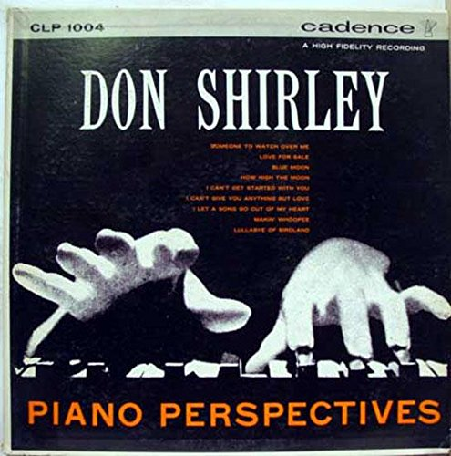 1955 Don Shirley - Piano Perspectives (2000) {Cadence CLP 1004} [WEB]