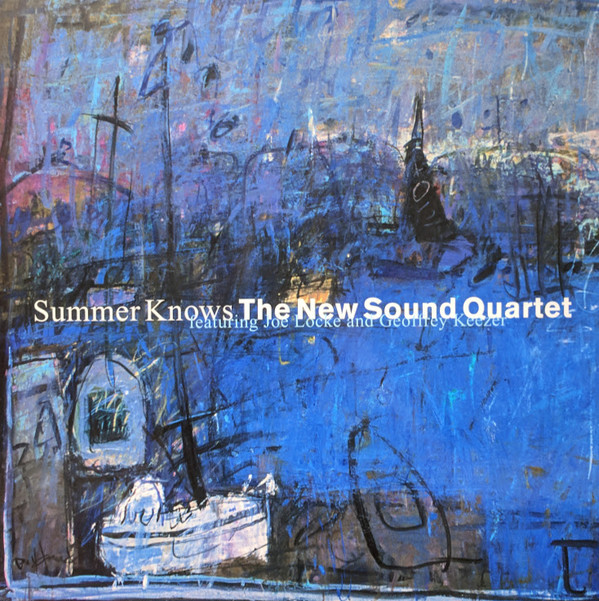 2004 The New Sound Quartet - Summer Knows {Eighty-Eight's VRJL 7021} [DSD64]