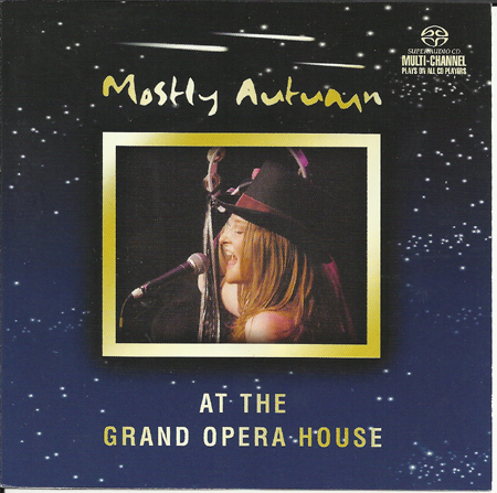 [SACD-R][OF] Mostly Autumn - Mostly Autumn At The Grand Opera House - 2004 (Progressive rock)