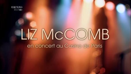 2014 Liz McComb - Brassland at Casino de Paris [HDTV 1080i]