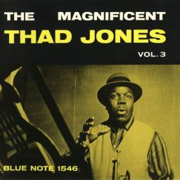 (Hard Bop/Mainstream Jazz) Thad Jones - The Magnificent Thad Jones, Vol.3 - 1957, FLAC (image+.cue), lossless