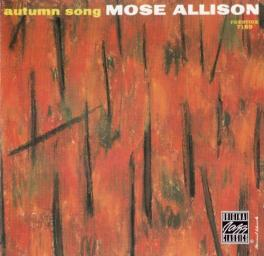 (Hard-Bop) Mose Allison - Autumn Song (1959) - 1996, FLAC (image+.cue), lossless