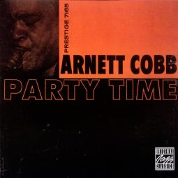 1959 Arnett Cobb - Party Time (2016) {Analogue Productions} [DSD64 2,8-1]