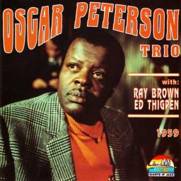 (Bop) Oscar Peterson Trio - Oscar Peterson Trio with Ray Brown & Ed Thigpen 1959 - 1994 [Giants Of Jazz CD 53190], FLAC (tracks+.cue), lossless