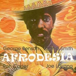 (Post-Bop, Fusion) Lonnie Smith, George Benson, Ron Carter, Joe Lovano - Afrodesia - 1977, FLAC (tracks+.cue), lossless