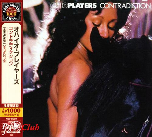 (Funk, Soul, R&B) [CD] Ohio Players - Contradiction (1976) - 2014, FLAC (tracks+.cue), lossless