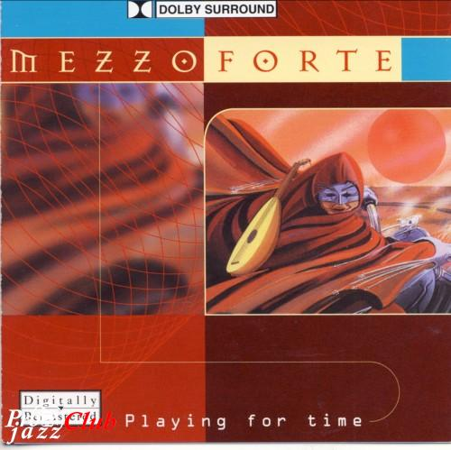 (Fusion,Funk) [CD] Mezzoforte - Playing for Time (1989) - 1996, FLAC (image+.cue), lossless