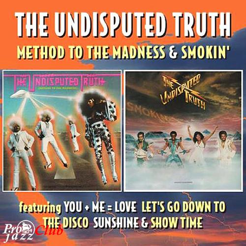 (Funk, Soul, Disco) [CD] The Undisputed Truth - Method To The Madness (1976) & Smokin' (1979) (Double Set) - 2015, FLAC (image+.cue), lossless