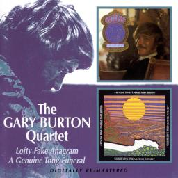 (Post-Bop) [CD] The Gary Burton Quartet - Lofty Fake Anagram (1967) / A Genuine Tong Funeral (1968) [Double Set] - 2006, FLAC (tracks+.cue), lossless