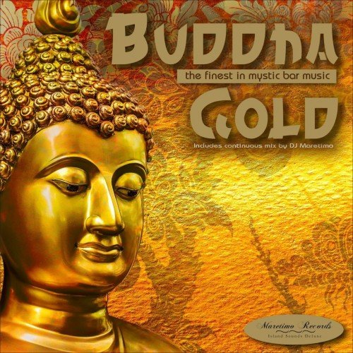 2017 VA - Buddha Gold, Vol. 1 - The Finest in Mystic Bar Music {Manifold DIV 12262}