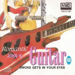 2001 John K. - Romantic Guitar II {Number One NCD 8.1081} [CD]