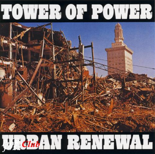 (funk) Tower of Power - Urban Renewal - 1974 - 1993, FLAC (image+.cue), lossless