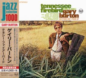 (Post-Bop) [CD] Gary Burton - Tennessee Firebird (1966) - 2014 {Japan Jazz Collection 1000 Columbia-RCA Series, SICP 4217}, FLAC (tracks+.cue), lossless