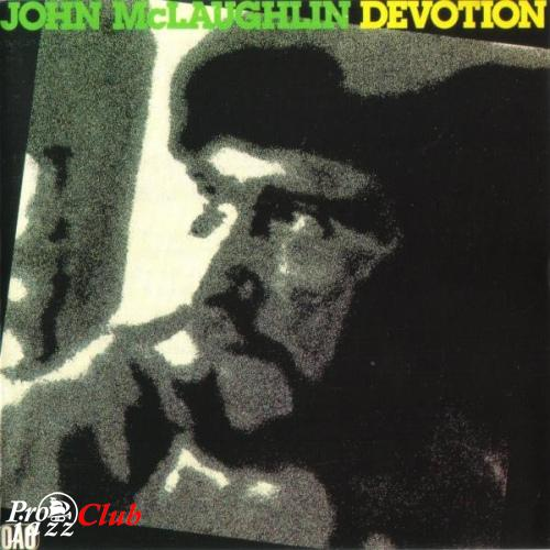 (Jazz / Fusion) John McLaughlin - Devotion {Celluloid CELD5010, Holland} - 1984, APE (image+.cue) lossless