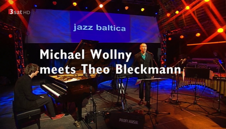 2011 Michael Wollny & Theo Bleckmann - Live At Jazz Baltica [HDTVRip 720p]