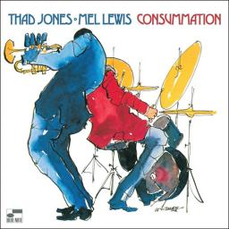 (Big Band) [CD] Thad Jones • Mel Lewis - Consummation (1970) - 2002, FLAC (tracks+.cue), lossless