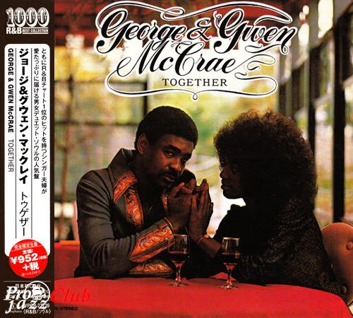 (Soul, Disco) [CD] George & Gwen McCrae - Together - 2014, FLAC (tracks+.cue), lossless