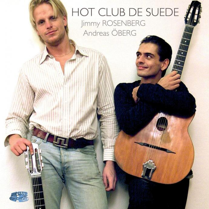 2012 Jimmy Rosenberg, Andreas Oberg - Live with Hot Club De Suede {Vintage Guitar Series} [WEB]