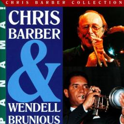 1991 (2000) Chris Barber & Wendell Brunious - Panama {Timeless TTD 568}