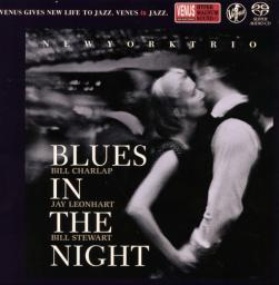 [SACD-R][OF] New York Trio (with Bill Charlap, Jay Leonhart) - Blues In The Night - 2001/2014 (Jazz, Post-Bop)