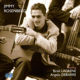 2013 Jimmy Rosenberg - The One and Only {Hot Club HCRCD 117} [WEB]