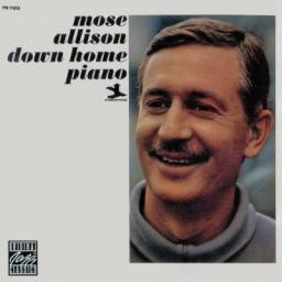 (Post-Bop) Mose Allison - Down Home Piano (1959) - 1997, FLAC (tracks+.cue), lossless