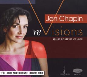 2009 Jen Chapin - ReVisions: Songs of Stevie Wonder {Chesky HD090368034762} [24-96]