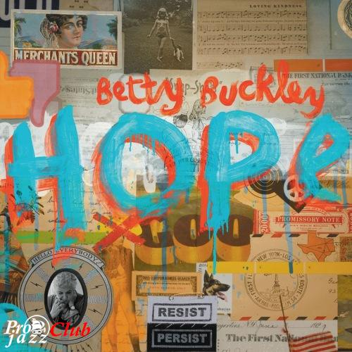 (Vocal Jazz, Pop) [WEB] Betty Buckley - Hope - 2018, FLAC (tracks), lossless