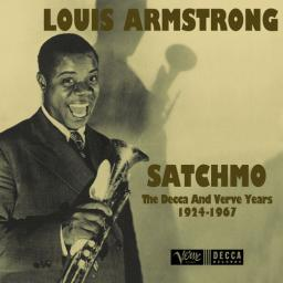 1924-1967 Louis Armstrong - Satchmo The Decca And Verve Years (2020) {Verve Reissues} [WEB]